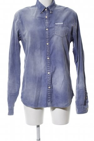 Scotch & Soda Jeanshemd blau Casual-Look
