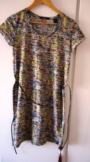 Scotch & Soda Vestido estilo camisa multicolor