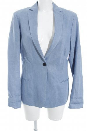 Scotch & Soda Kurz-Blazer himmelblau Business-Look