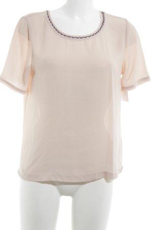 Scotch & Soda Kurzarm-Bluse mehrfarbig klassischer Stil
