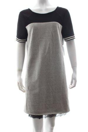 Scotch & Soda Kurzarmkleid mehrfarbig Street-Fashion-Look