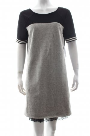 Scotch & Soda Kurzarmkleid mehrfarbig Street-Fashion-Look