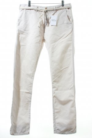 Scotch & Soda Leinenhose hellbeige-camel Casual-Look