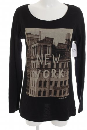 Scotch & Soda Longsleeve mehrfarbig Casual-Look
