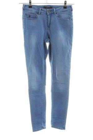 Scotch & Soda Jeans cigarette bleu style décontracté
