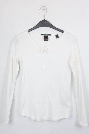 Scotch & Soda Shirt Longsleeve Gr. OS weiß (18/3/314)