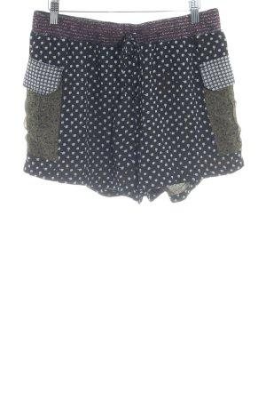 Scotch & Soda Shorts florales Muster extravaganter Stil