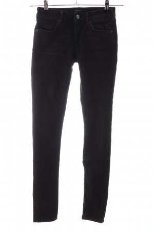 Scotch & Soda Skinny Jeans schwarz Casual-Look