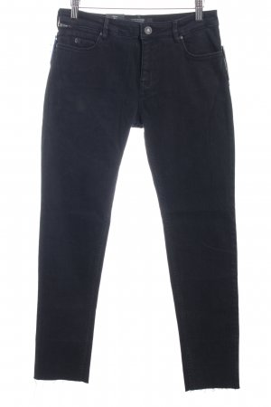 Scotch & Soda Slim Jeans schwarz Casual-Look