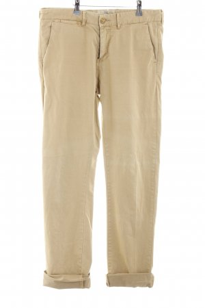 Scotch & Soda Stoffhose creme Casual-Look