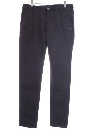 Scotch & Soda Straight-Leg Jeans dunkelblau-schwarz schlichter Stil