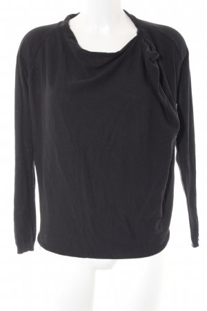 Scotch & Soda Strickpullover schwarz Casual-Look