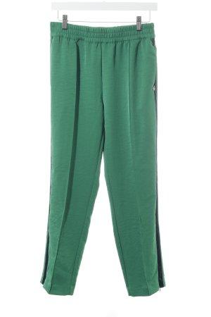 Scotch & Soda Joggingbroek groen-donkerblauw straat-mode uitstraling