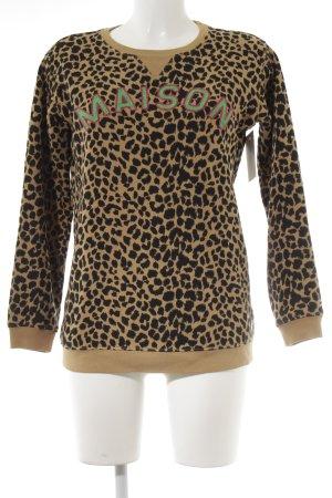 Scotch & Soda Sweatshirt grafisches Muster Casual-Look