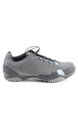 Scott Schlüpfsneaker hellgrau-blau Casual-Look
