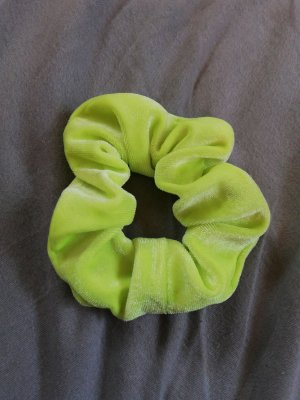 Ribbon neon yellow-lime yellow