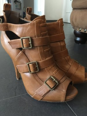 SDS High Heels Braun