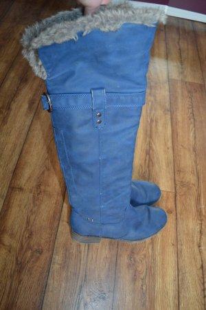 SDS Stiefel im Jeanslook Gr. 39