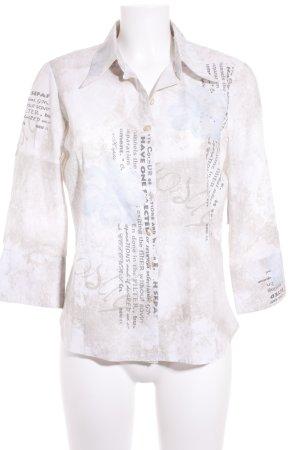 SE Stenau Blusen Hemd-Bluse florales Muster klassischer Stil