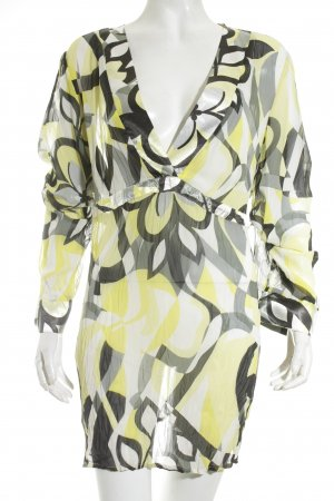 SE Stenau Blusen Tuniekblouse abstract patroon casual uitstraling
