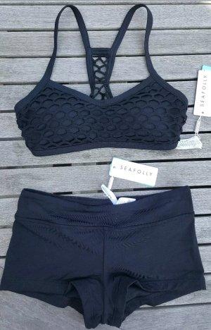 SEAFOLLY Bikini Gr.  34 mesh NEU mit Etikett