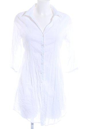 Seafolly Robe chemise blanc style Boho