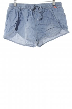 Seafolly Shorts himmelblau Casual-Look