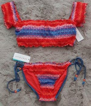Seafolly Bikini veelkleurig