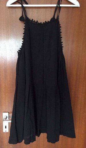 SEAFOLLY Sommerkleid Strandkleid schwarz Gr. 36 Neu mit Etikett