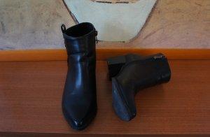 seaside stiefeletten boots 38 schwarz