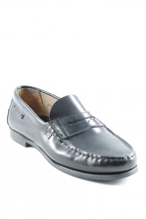 Sebago Oxford schwarz Business-Look