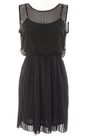 Second Female A-Linien Kleid schwarz Party-Look