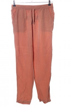 Second Female Baggy Pants light orange casual look
