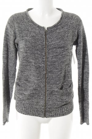 Second Female Cardigan puntinato stile casual