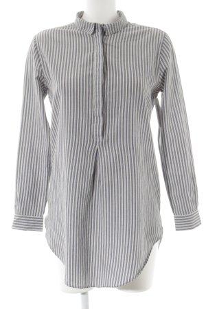 Second Female Lange blouse veelkleurig Katoen
