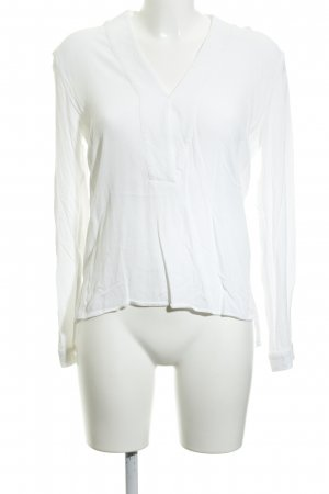 Second Female Blouse met lange mouwen wolwit casual uitstraling