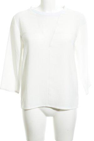 Second Female Oversized blouse wit zakelijke stijl