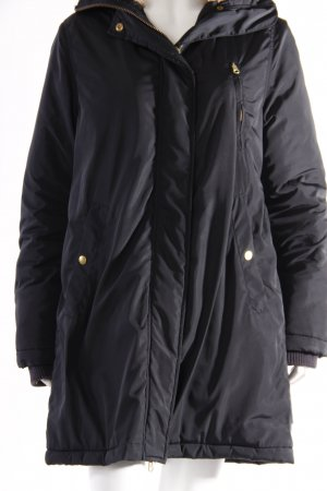 Second Female Parka Dunkelblau