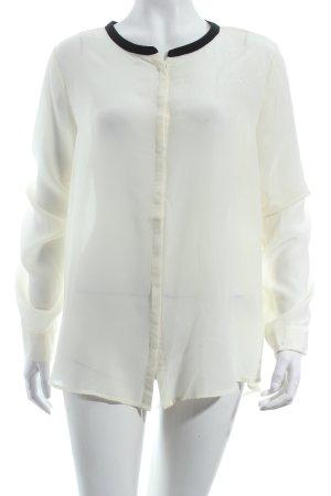"Second Female Seidenbluse ""Tonja Shirt"" wollweiß"