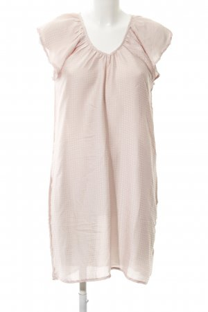 Second Female Shirtkleid altrosa-rosé Punktemuster Elegant