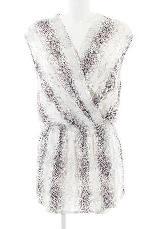 Second Female Stretch jurk dierenprint extravagante stijl