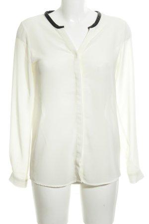 Second Female Transparante blouse room-zwart elegant