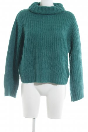 Second Female Wollpullover kadettblau Casual-Look