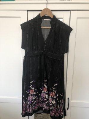 Second Hand Kleid mit Blumen