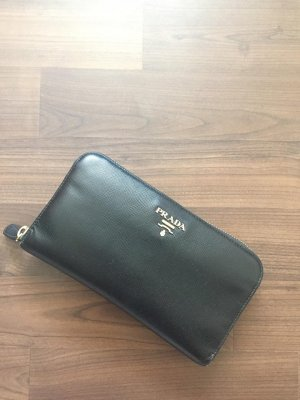 Secondhand Prada Portemonnaie Original