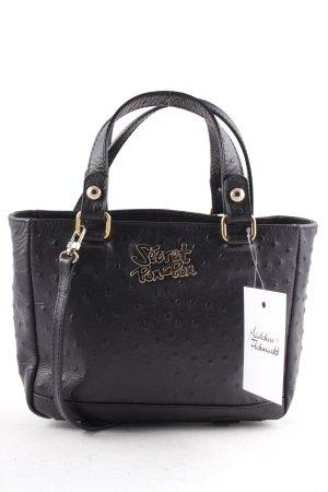 Secret Pon Pon Crossbody bag black structure style