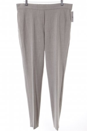 Seductive Bundfaltenhose sandbraun Business-Look