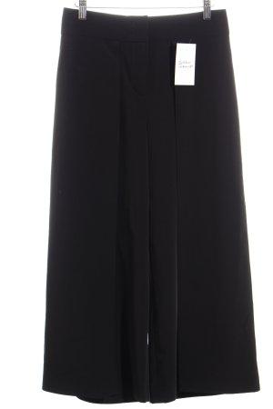 Seductive Culottes schwarz klassischer Stil