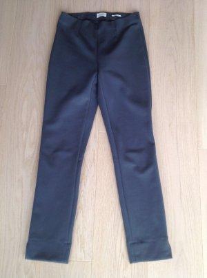 Seductive Pantalón tobillero gris oscuro