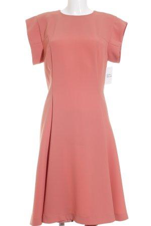 See by Chloé A-Linien Kleid lachs Elegant